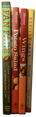 Debbie Moose Cookbooks